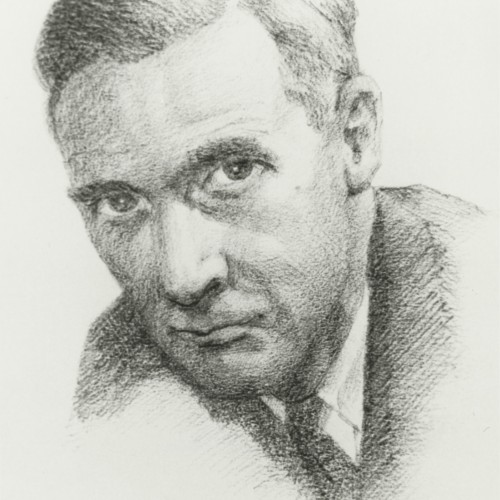 Pencil Sketch by Willy Neuendorff