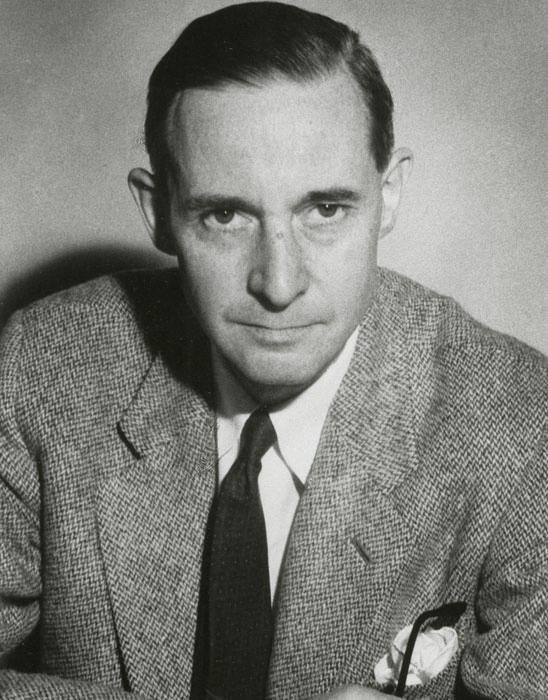 J. Doupe, late 1950s