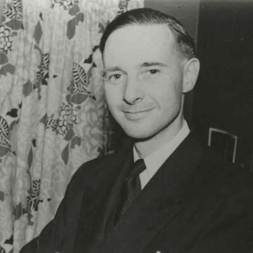 Dr. Joseph Doupe, ca. 1950