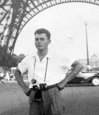 Paris, France, 1953